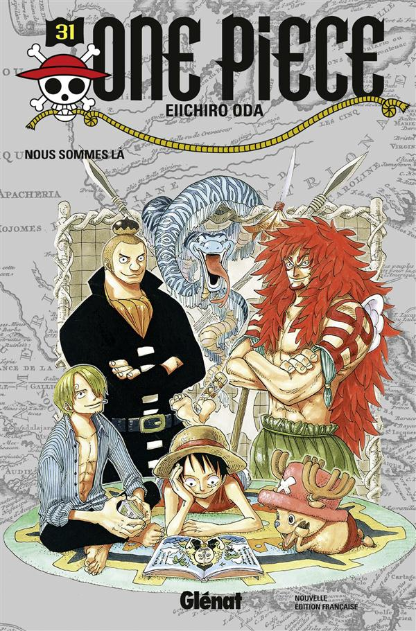 ONE PIECE - EDITION ORIGINALE - TOME 31 Oda Eiichiro Glénat